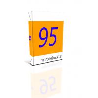 95 kodo testai
